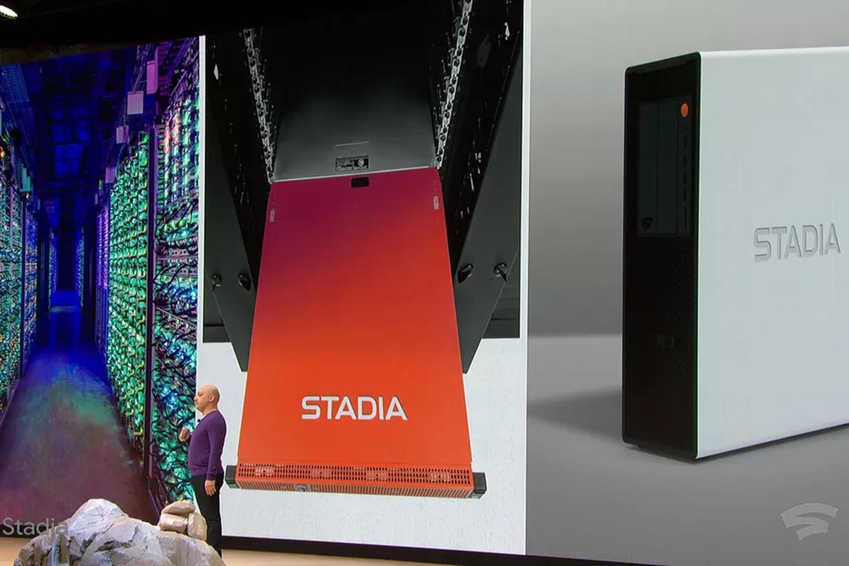 stadia server