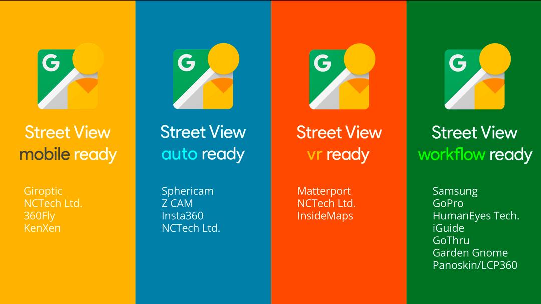 streetview ready