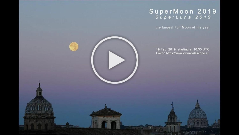 supermond livestream