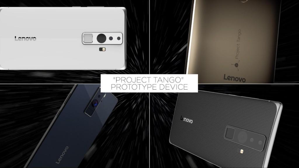 tango smartphone