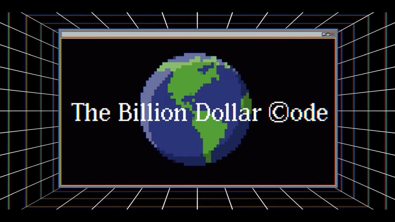 the billion dollar code logo