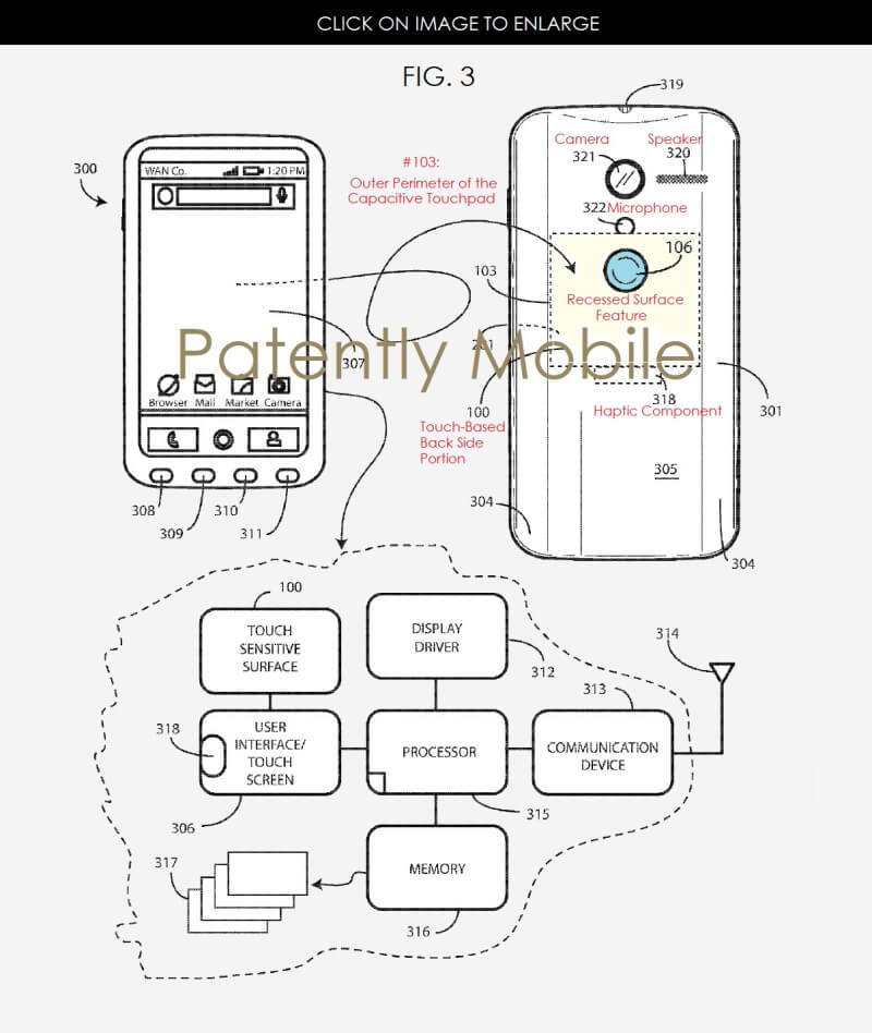 touch patent 2
