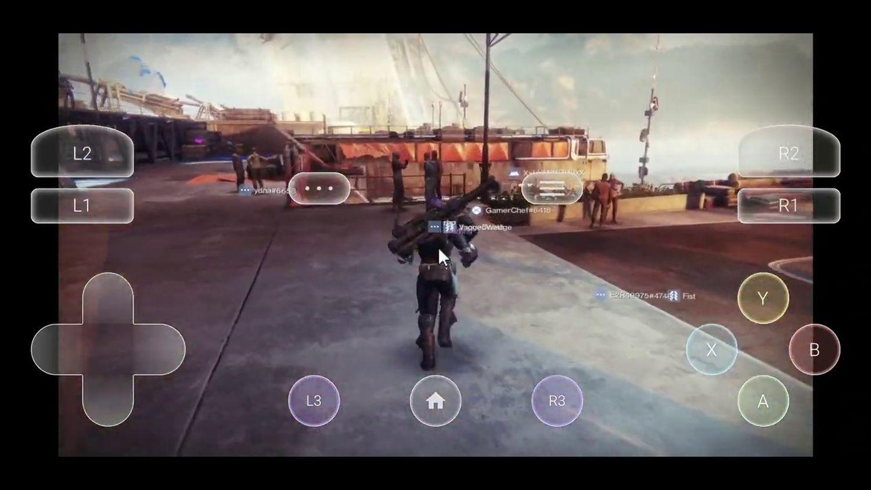 touchstadia screenshot