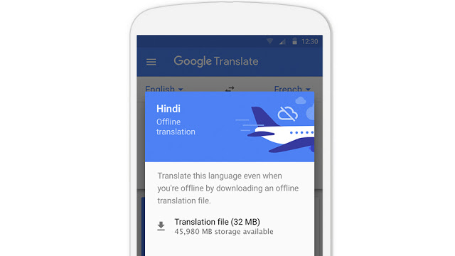 translate offline