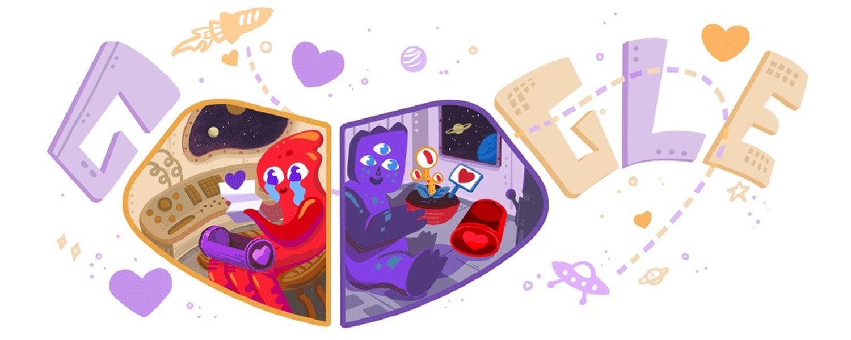 valentinstag 2020 google doodle