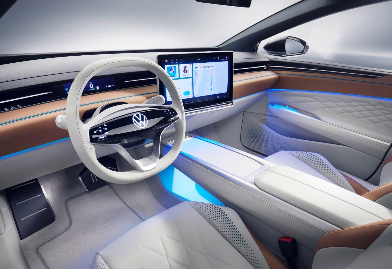 volkswagen android automotive