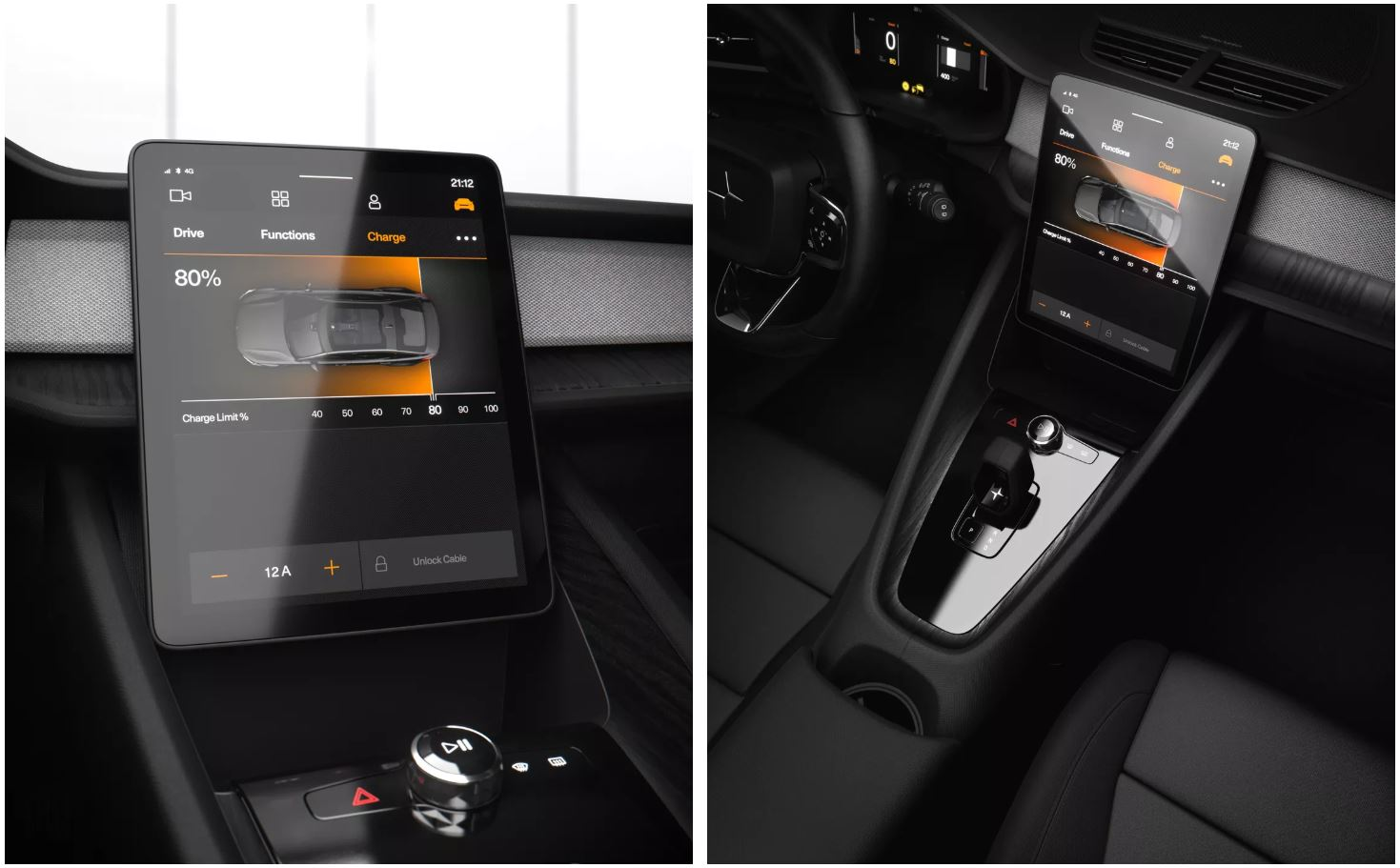volvo polestar android automotive
