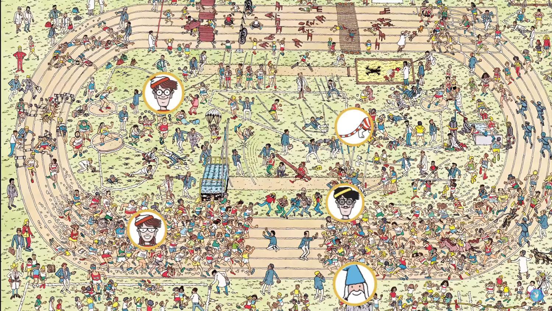 Waldomaps Auflosung Hier Hat Sich Walter In Den Google