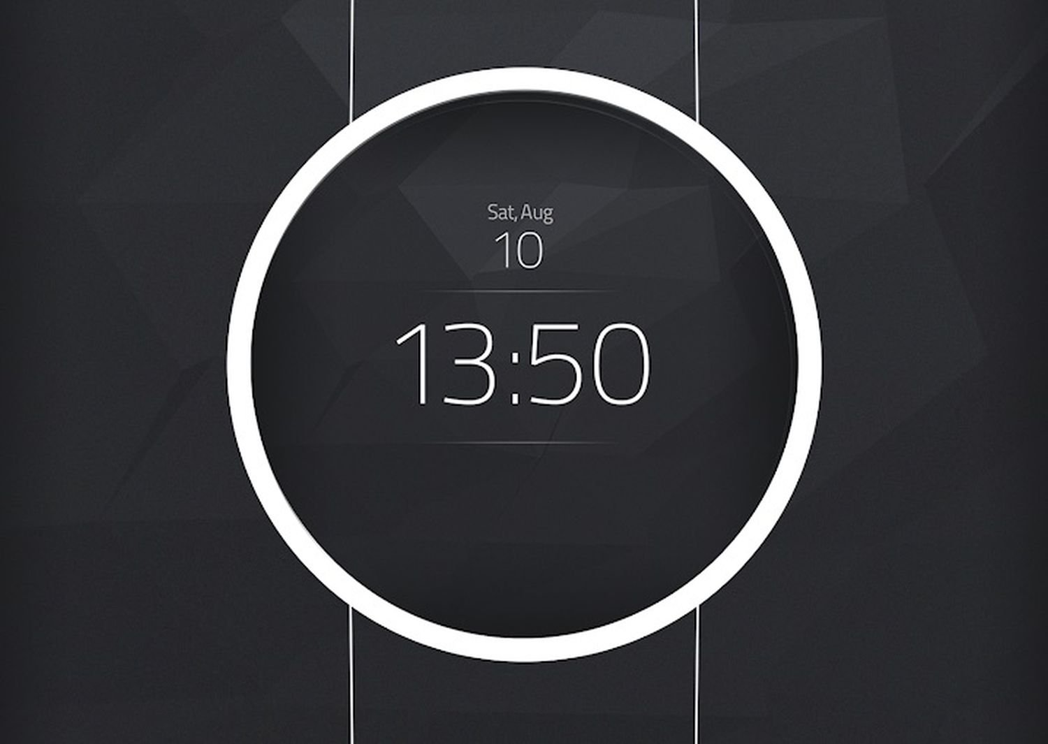 watch face pure digital