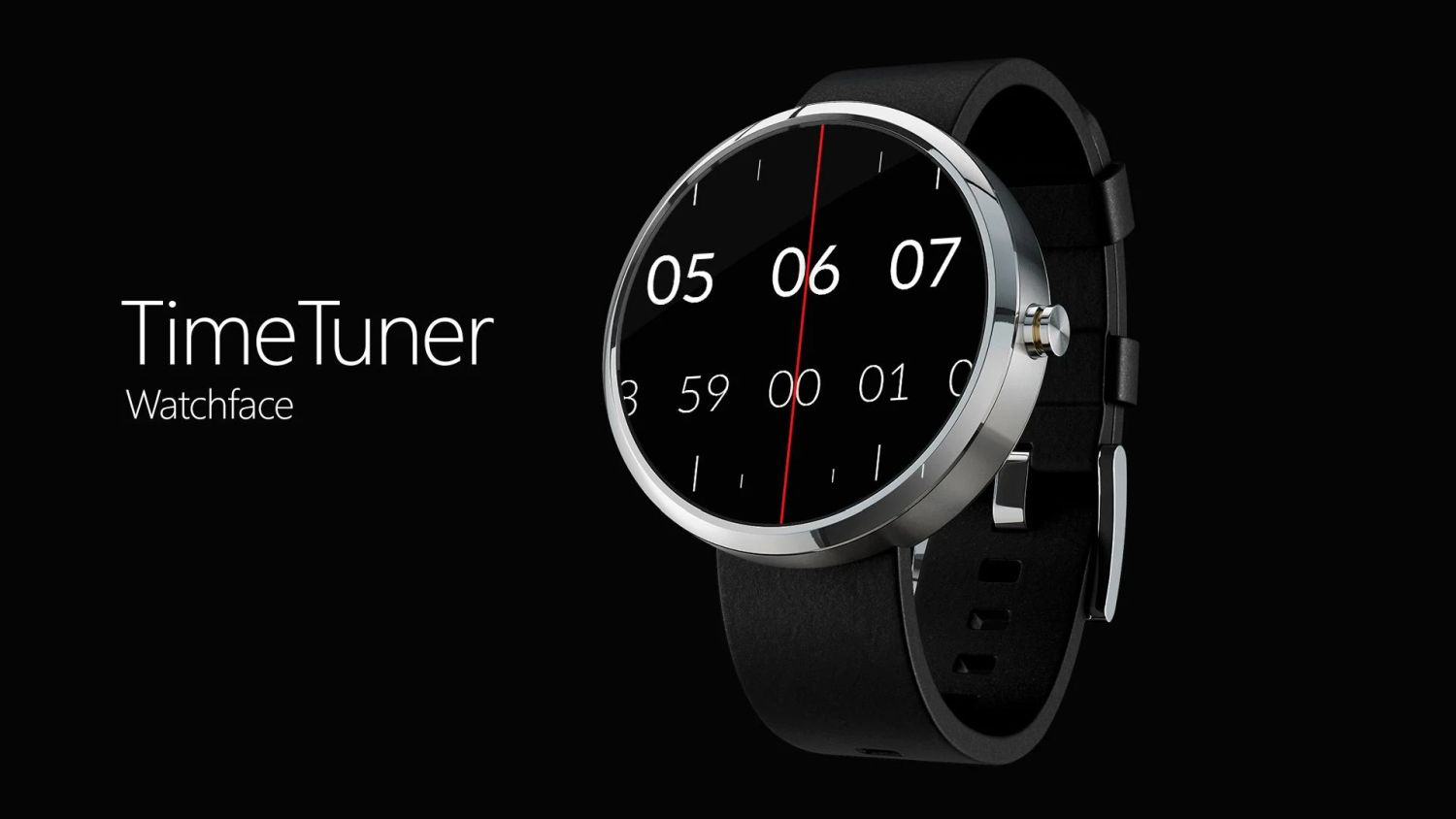 watch face time tuner