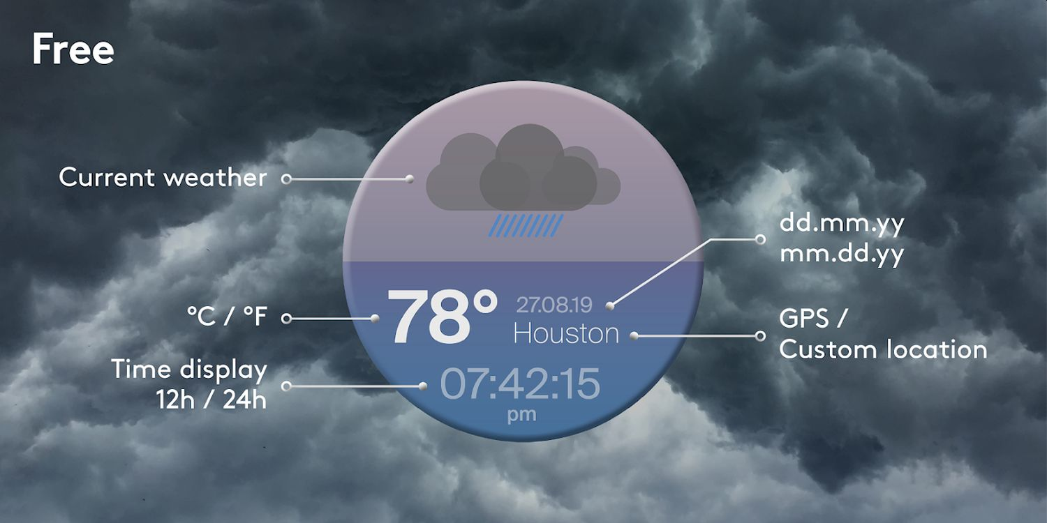 watch face weather 2