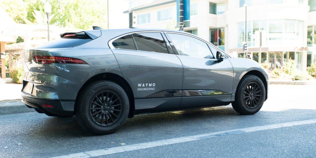 waymo jaguar 2