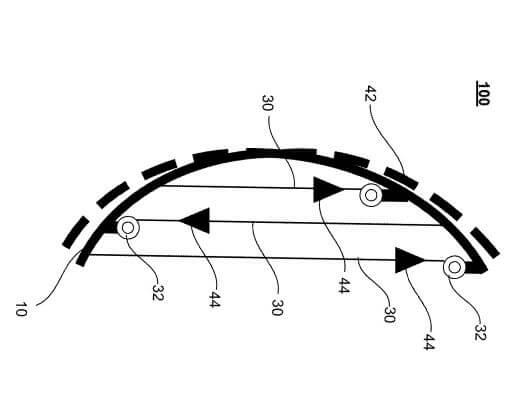 waymo patent bend