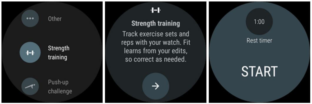 wear fit tracking