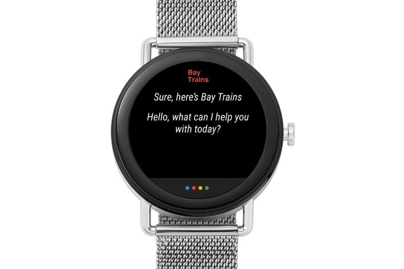 wear os google assistant actions