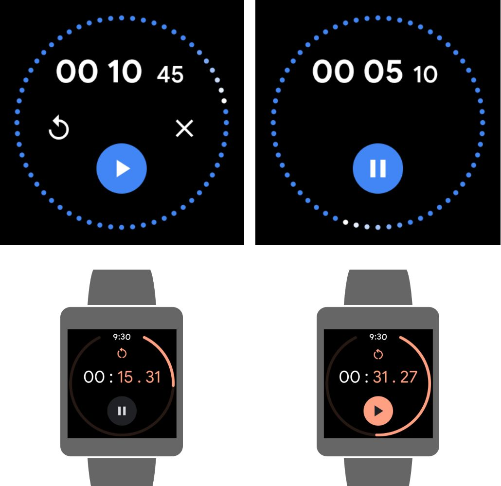 wear os neues material you design 1