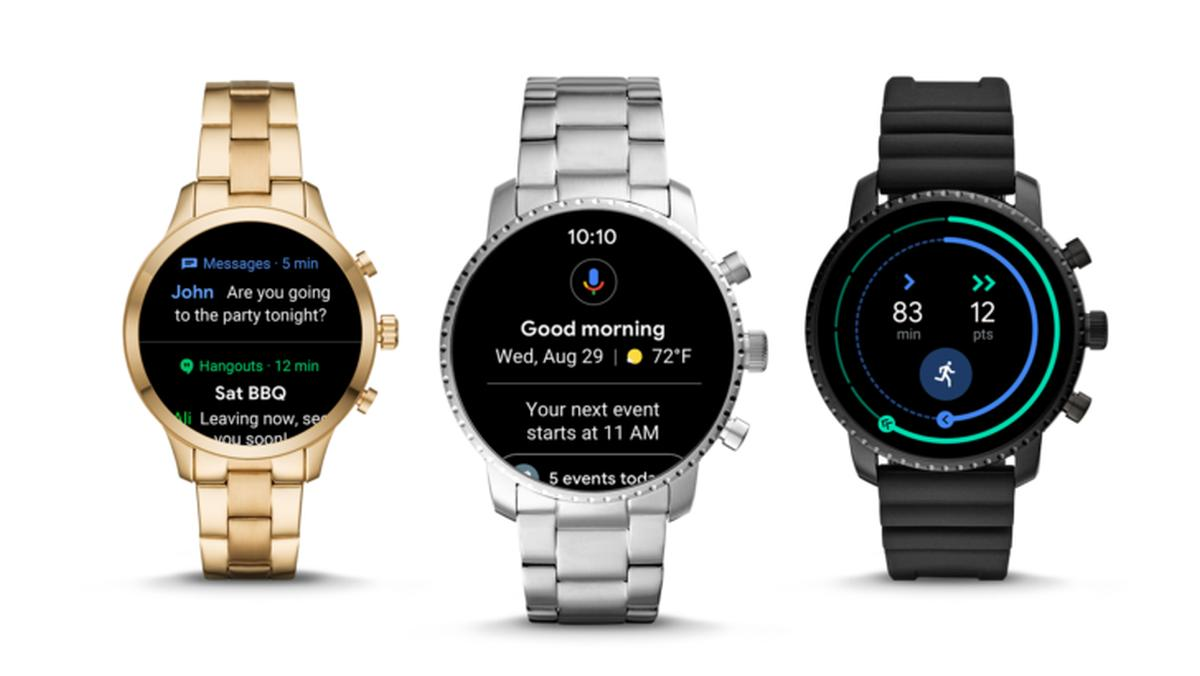 wear os redesign