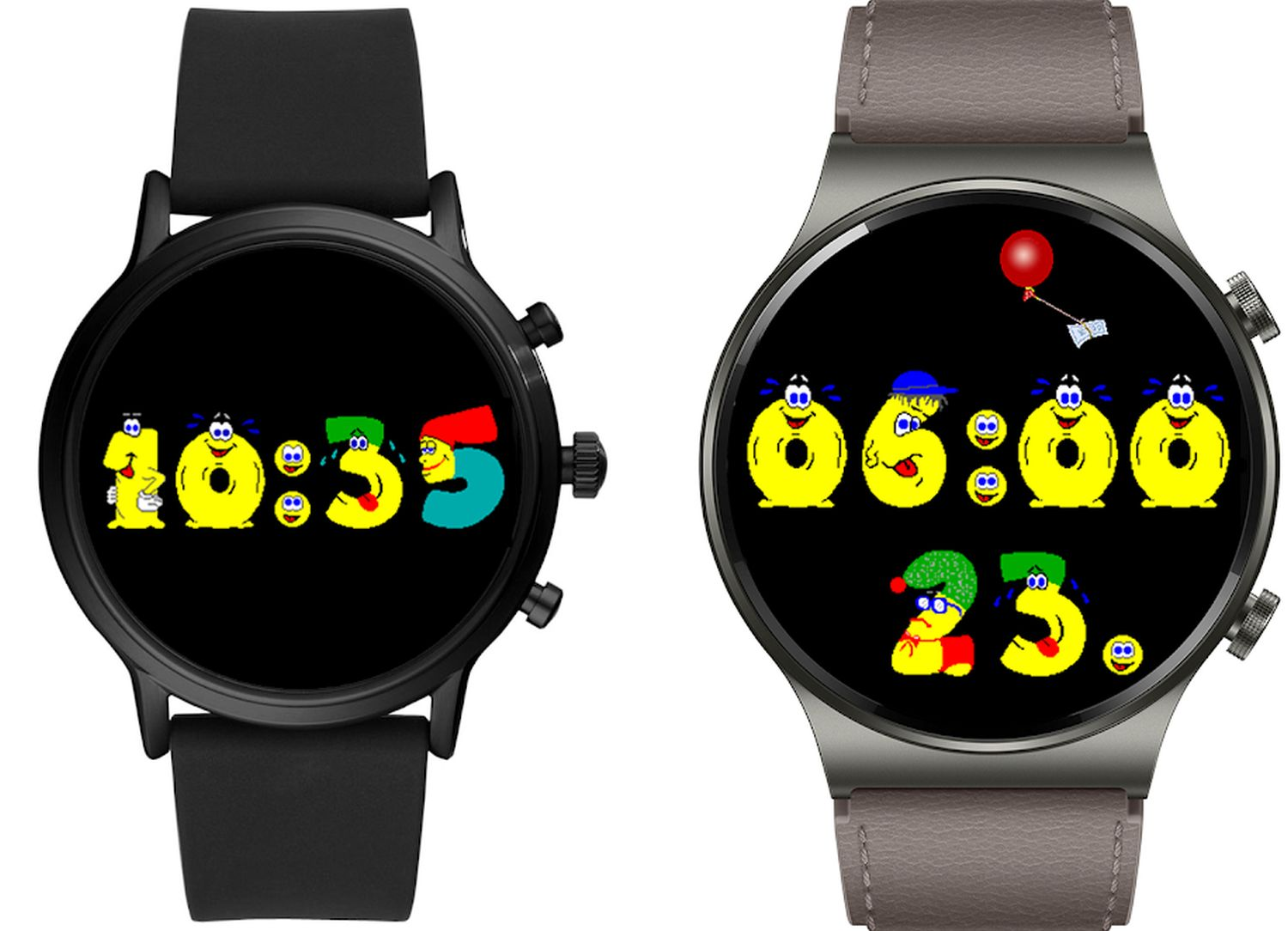 wear os watch face oh happy day watches