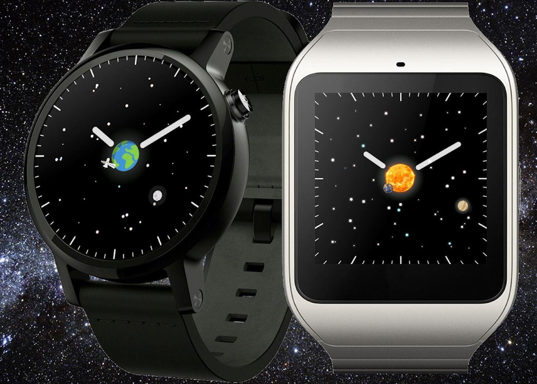 wear os watch face satellites