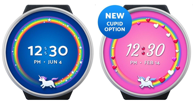 wear os watch face unicorn wear philippe