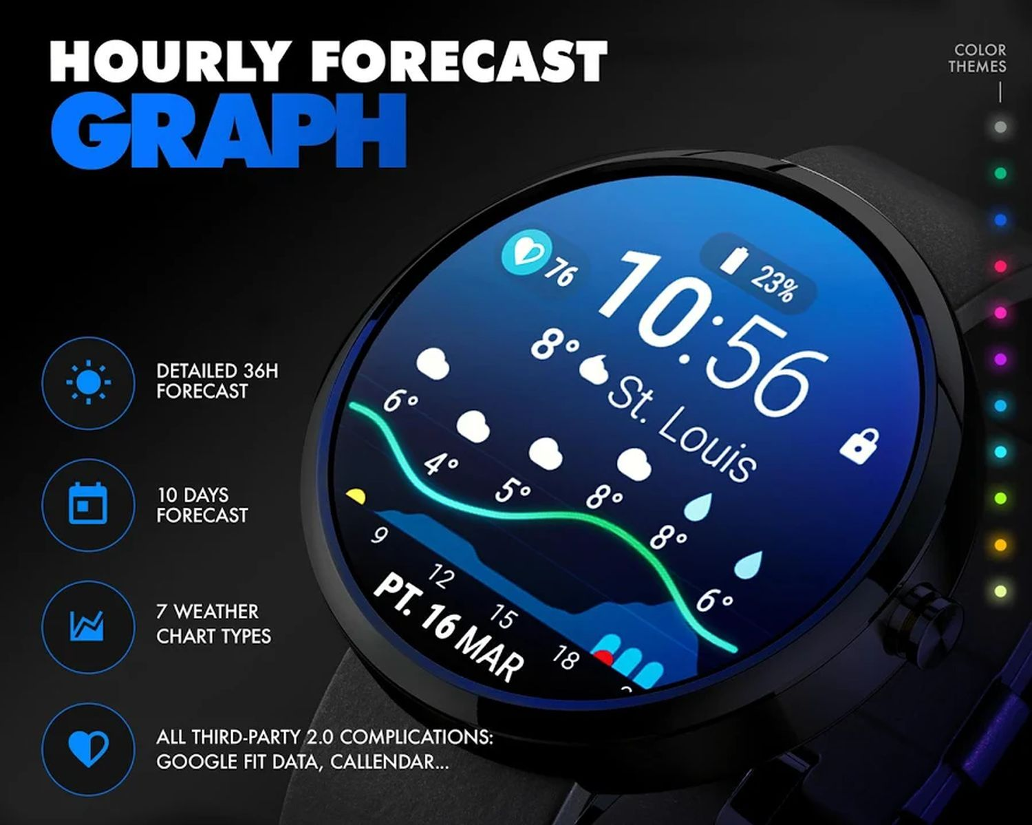 wear os watch face weather 3