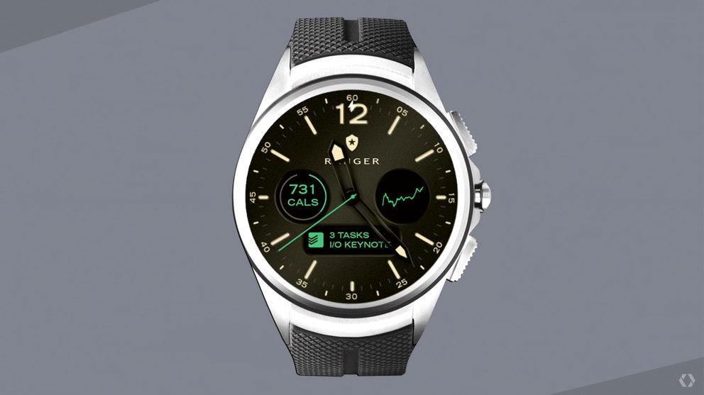 wear watch face