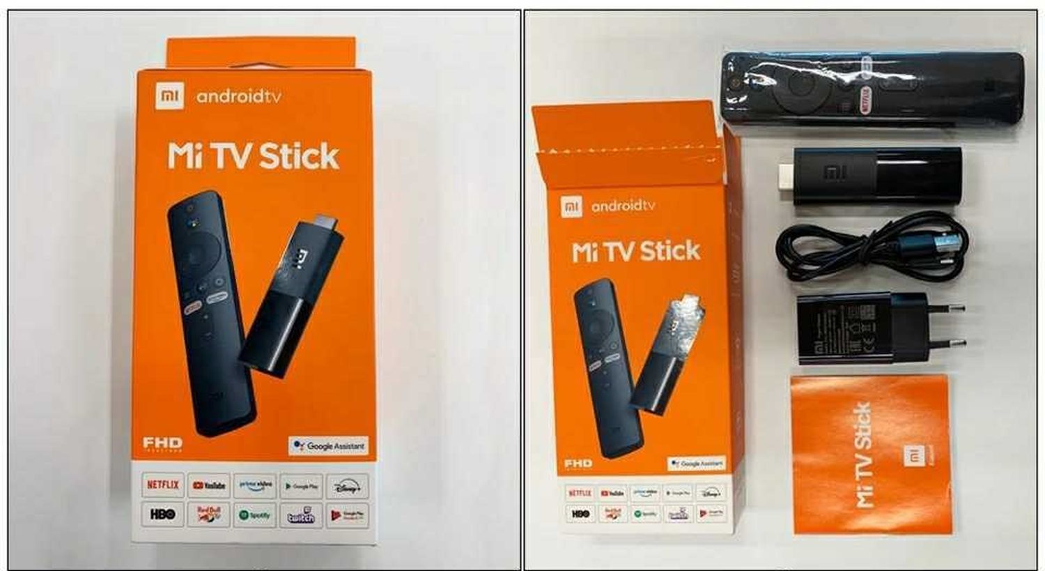 xiaomi mi tv stick unboxing