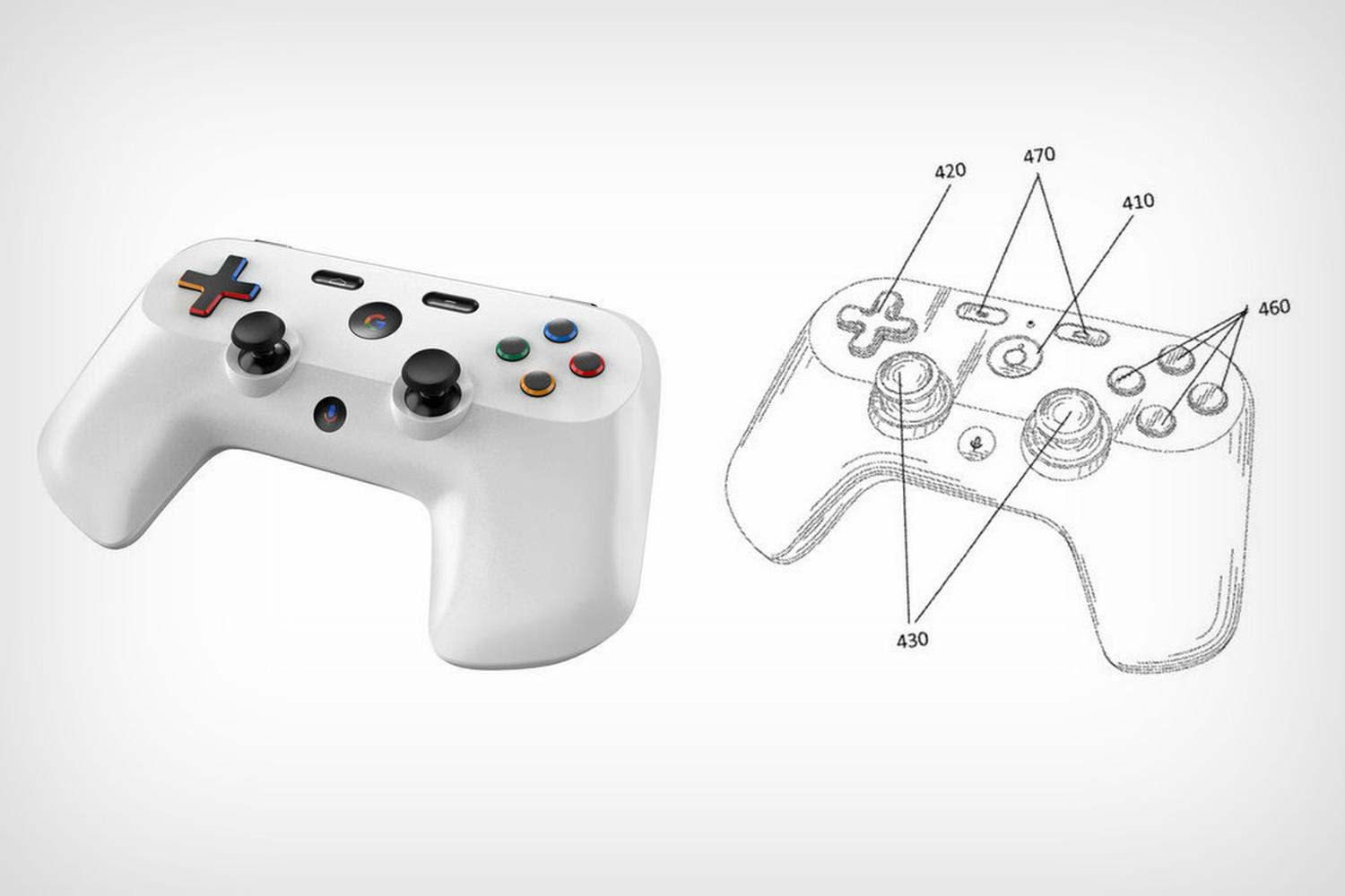 yeti controller front