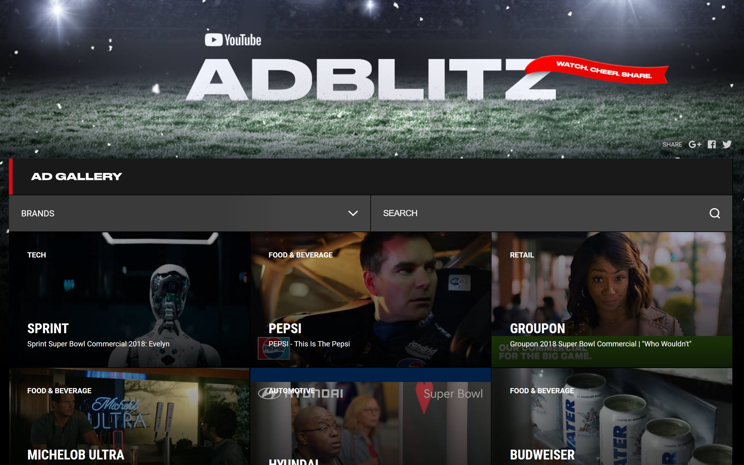 youtube adblitz