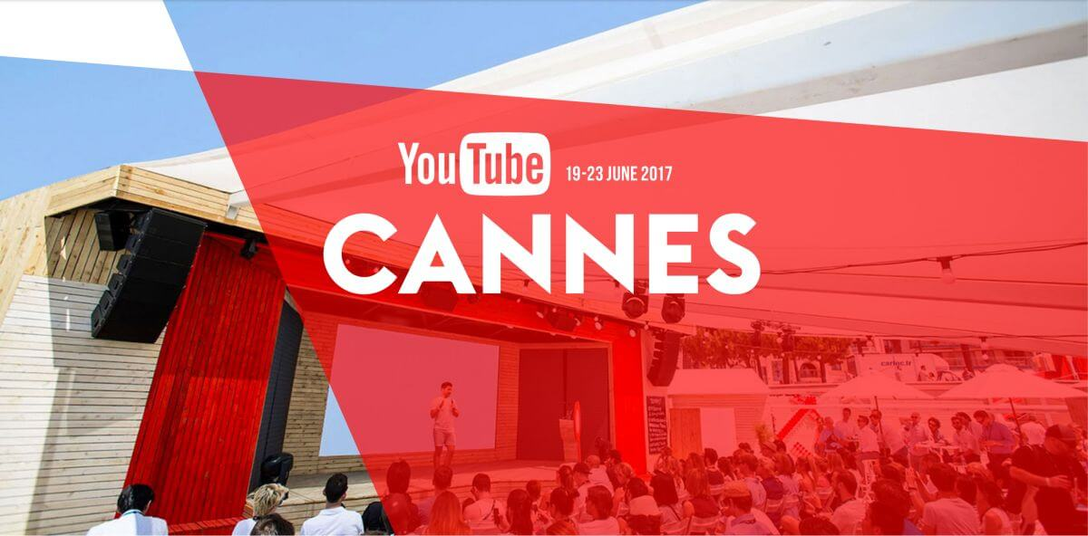 youtube cannes