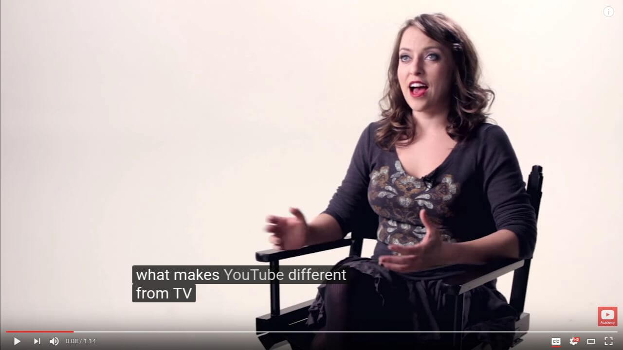 youtube captions