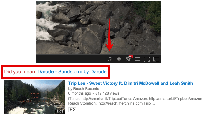 youtube darude