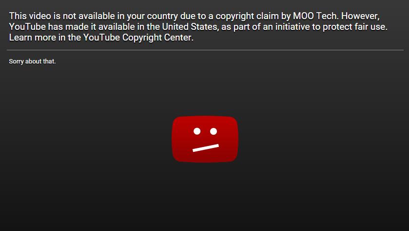 youtube fair use