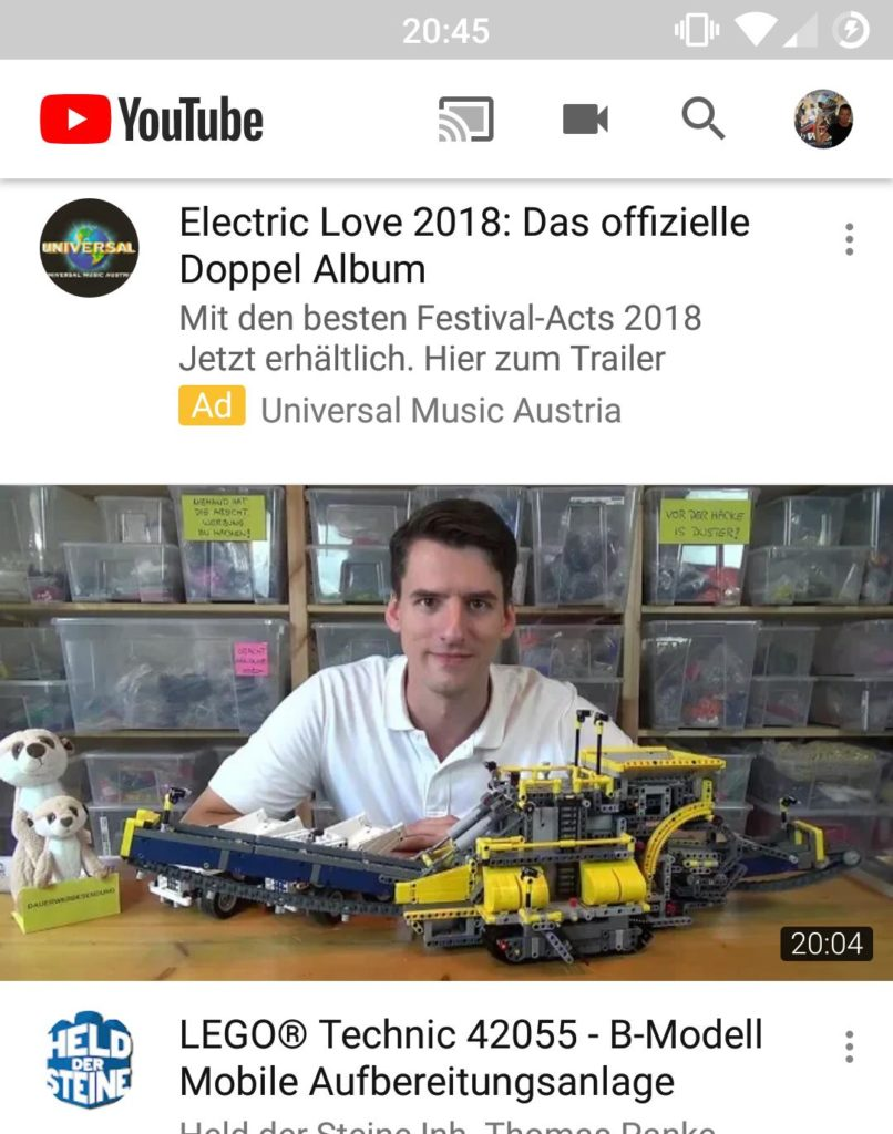 youtube full view