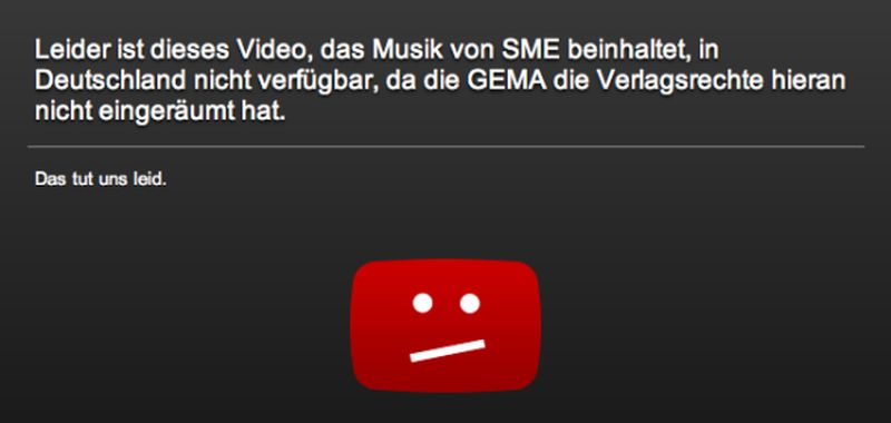 youtube-gema