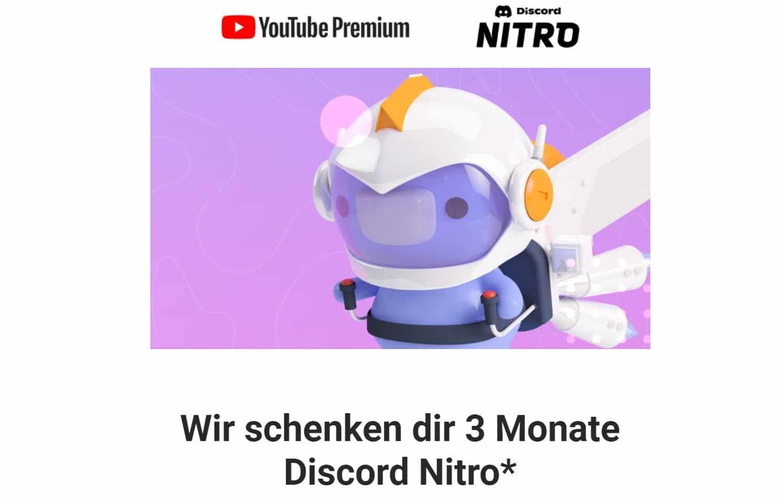 youtube premium discord nitro cover