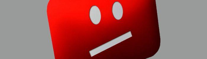 youtube sad logo